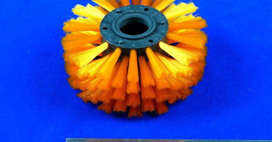 清洗用毛刷輪-工業用刷