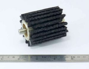 金屬座輪刷-工業毛刷