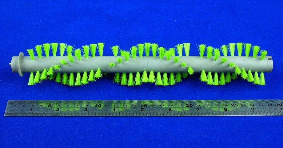吸塵器螺旋毛刷輪-小孔徑毛刷