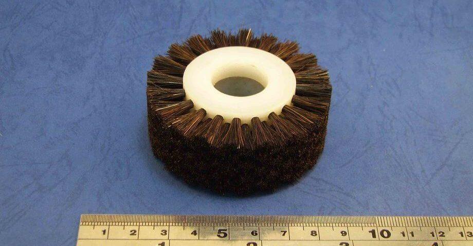 印刷機滾輪刷(馬毛)-工業用刷
