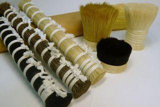 刷子毛料-天然毛料|馬毛、豬鬃