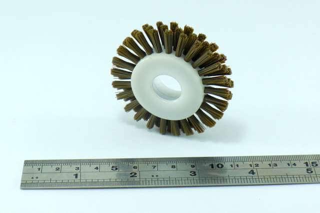 印刷機滾輪刷(尼龍)-機械用輪刷