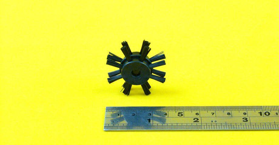 小孔徑毛刷輪-小孔徑毛刷