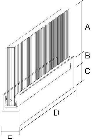 鐵片刷尺寸圖|消除靜電刷規格|台中協榮毛刷廠
