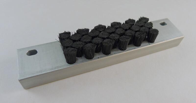靜電消除刷-植毛式導電刷