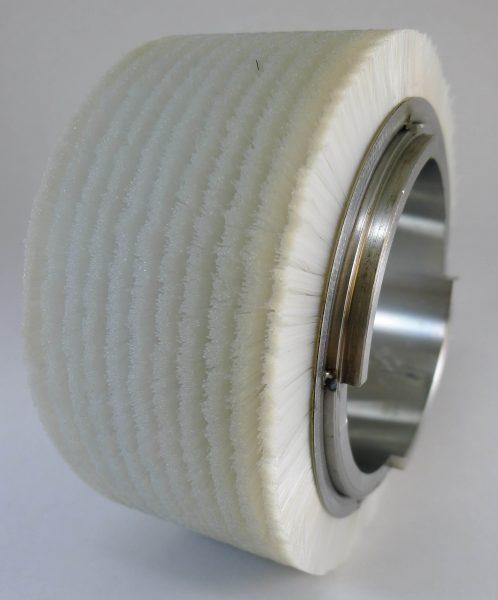 纏繞式鐵片刷