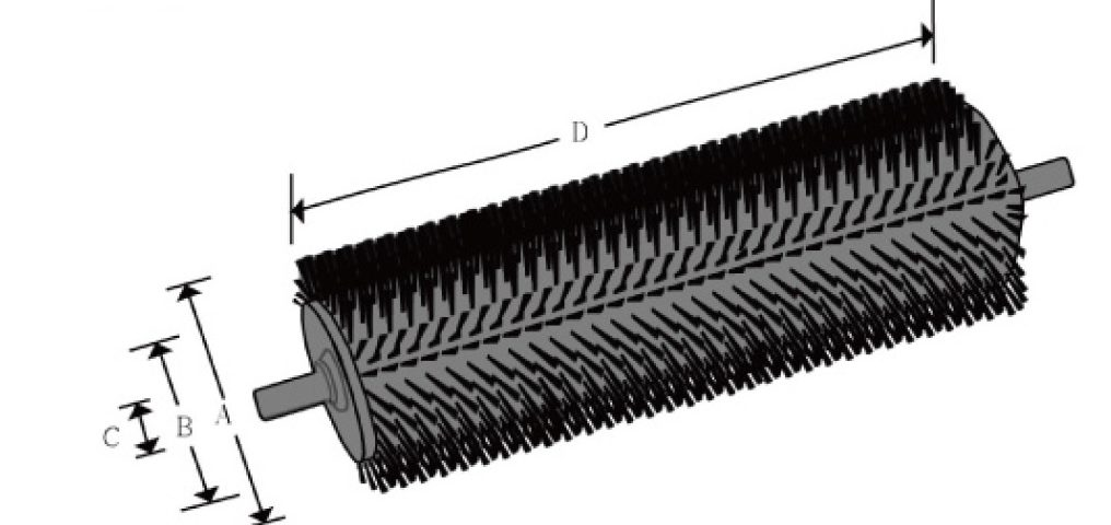 roller brush spec