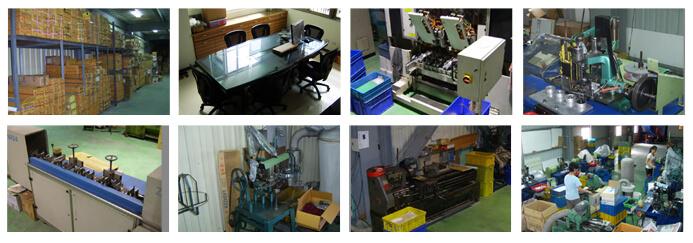毛刷製造設備